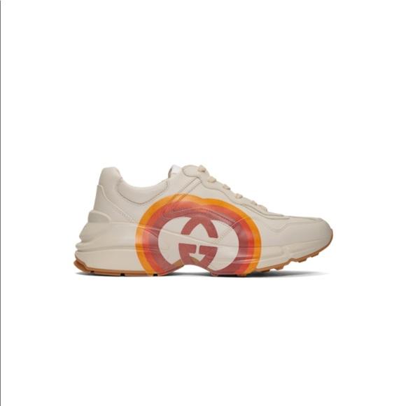 Gucci Shoes   Gucci Rhyton Heart Chunky